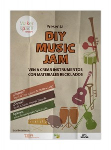 DIY Music Jam